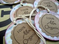 Organic Paper Tags