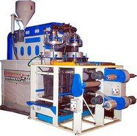 High Speed Twin Die Head Polypropylene Blown Film Plant