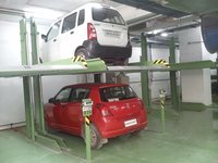 Two Post Car Parking System