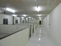 Office Half Partition