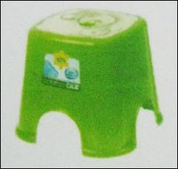 Designer Plastic Mini Stool