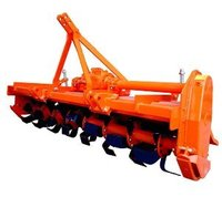 Multi Speed Chain Drive Rotary Tiller