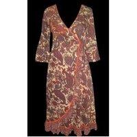 Printed Viscose Jersey Dresses