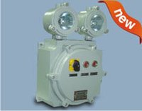 Non-Maintained Flame Proof Twin Beam Lights (Ip65)
