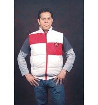 Half Sleeve Men Jacket