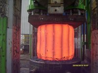 Heavy Steel Forgings Up To 50 Tons Weight