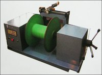 Jumbo Spool Winding Machine