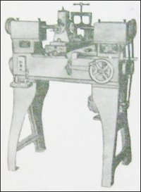 Double Slide Twin Head Connecting Rod Boring Machine