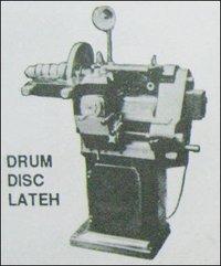 Drum Disc Lathe Machine