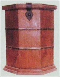 Best Quality Wooden Octagonal Box