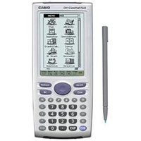 Casio Graphic Calculator With 3D Graph