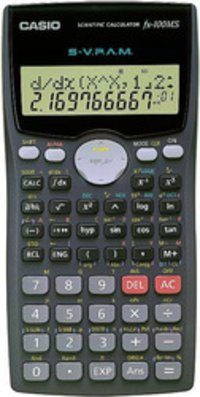 Scientific Calculator (FX-100MS)