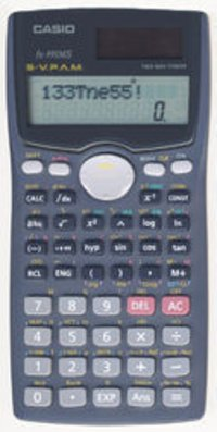 Scientific Calculator (FX-991MS)