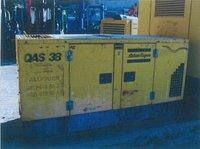 Silent Atlas Copco Electrical Generator