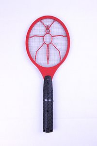 Batteries Electric Mosquito Swatter 2aa