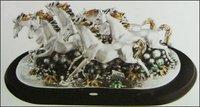 Decorative Horses Idol
