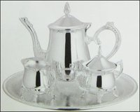 Designer Tea Pot With Cups