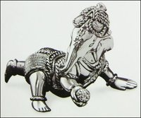Stylish Ganesh Idol