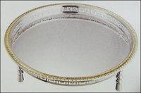Stylish Round Plate