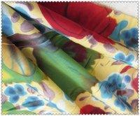 Cotton Printed Flower Fabrics