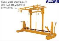 Single Warp Beam Trolley