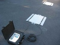 Mobile Weigh Pad