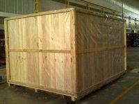 Pine Wood Box Heat Treatment