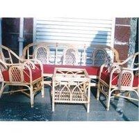 Cane Taj Sofa Set