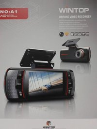 Car DVR with 1080P Camera Recorder