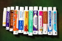 Laminated Ointment Tubes