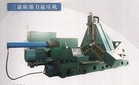 Cnc Three Wheels Strong Spinning Machine