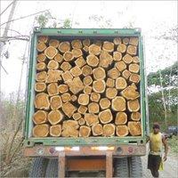 Hardwood Timber Round Logs