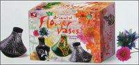 Oriental Flower Vases