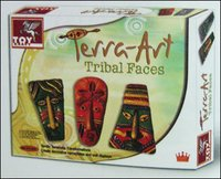 Terra-Art Tribal Faces