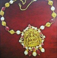 Temple Necklaces