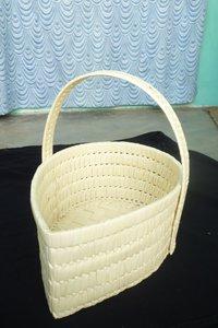 Palm Leaf Fruit Baskets