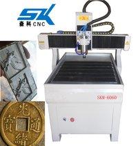 6090 Cnc Metal Engraving Machine in Jinan