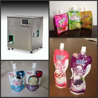 Fruit Jam In Stand Up Pouch Filling And Capping Machine