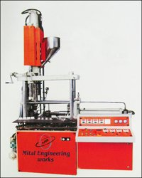 Vertical Screw Type Plastic Injection Molding Machine