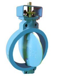 Clearance Type Centre Design Butterfly Valves