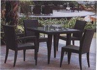 Designer Outdoor Rattan Sofa Set