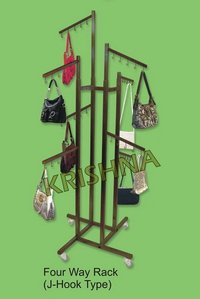 Eight Way Rack For Bags