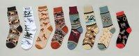 Premium Adult Western Socks