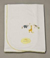 Safari Receiving Blanket