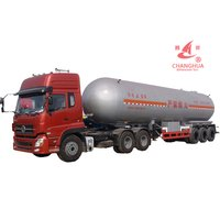 3 Axle Aluminium Fuel Tanker Semi Trailer