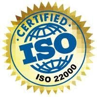 Iso 22000 And Haccp Certification