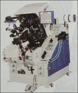 Fully Automatic Cementing Toe Lasting Machine