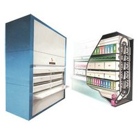 Stomat Document Vertical Carousel Storage Systems