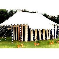 Swiss Cottage Tent Deluxe