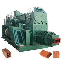 Clc Concrete Automatic Brick Making Machine